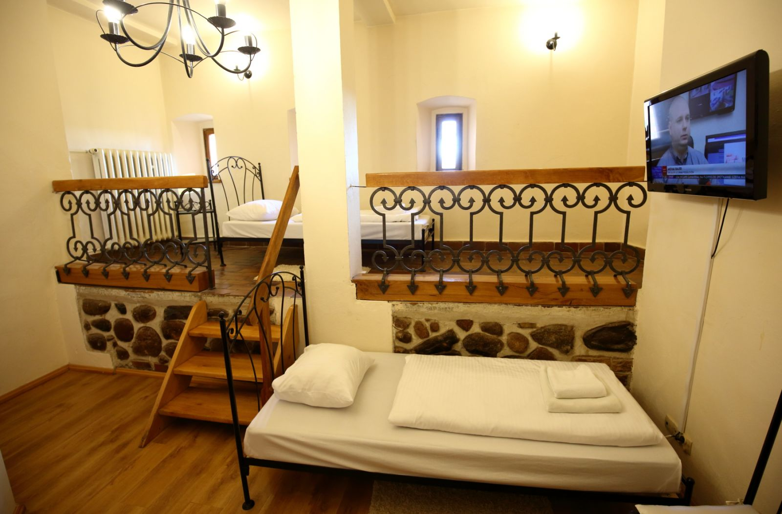 Pokoje 2-osobowe