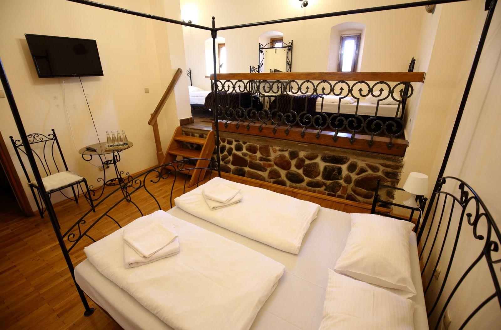 Pokoje 4-osobowe